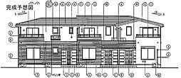 JR東海道本線 豊橋駅 バス12分 藤沢町下車 徒歩8分の賃貸アパート