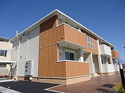 滋賀県彦根市野口町の賃貸アパートの外観