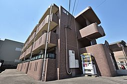 大阪府堺市美原区大饗の賃貸マンションの外観
