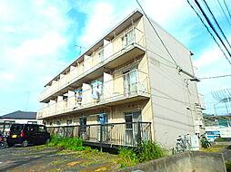 東京都多摩市南野3丁目の賃貸アパートの外観