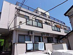 神奈川県横浜市港北区日吉1丁目の賃貸マンションの外観