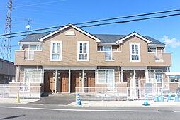 滋賀県守山市千代町の賃貸アパートの外観
