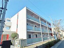東京都日野市程久保8丁目の賃貸マンションの外観