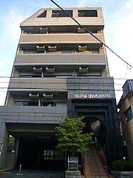 福岡県福岡市中央区平和5丁目の賃貸マンションの外観
