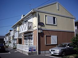 グリーンパーク富士見E[2階]の外観