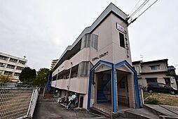 大阪府羽曳野市高鷲2の賃貸マンションの外観
