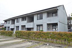 パストラル田寺東 B棟[101号室]の外観