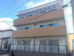 AJ新鎌ヶ谷II[3階]の外観