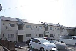 愛知県岡崎市竜美北2丁目の賃貸アパートの外観