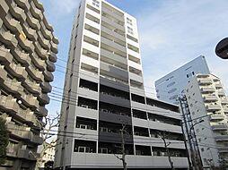 東京都北区堀船2丁目の賃貸マンションの外観