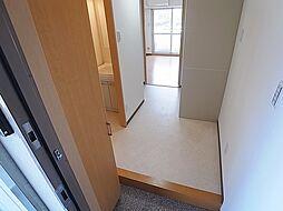 クレアドル須磨Ⅱの玄関