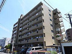 福岡県筑紫郡那珂川町中原1丁目の賃貸マンションの外観