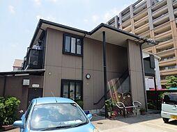大阪府豊中市南桜塚2丁目の賃貸アパートの外観