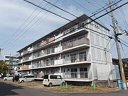 滋賀県栗東市小柿9丁目の賃貸マンションの外観