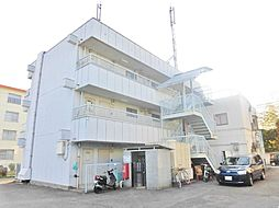 神奈川県横浜市瀬谷区阿久和西1丁目の賃貸マンションの外観