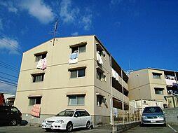 大阪府豊中市長興寺南1丁目の賃貸マンションの外観