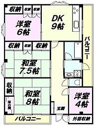 新所沢駅 11.0万円