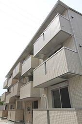 大阪府大阪市鶴見区鶴見4丁目の賃貸アパートの外観