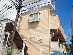 シャルム・ド・羽沢八番館[103号室]の外観