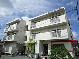 大津山シャインビル[1階]の外観