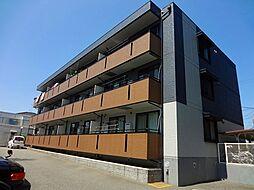 大阪府豊中市宮山町1丁目の賃貸マンションの外観