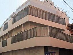 東京都中野区弥生町3丁目の賃貸マンションの外観