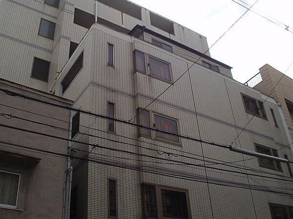 サンシャイン深緑[4階]の外観