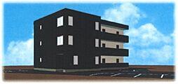 中間島新築マンション[205号室]の外観