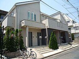 東京都三鷹市下連雀5丁目の賃貸アパートの外観