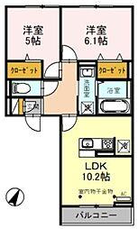 (仮)D−room下新倉