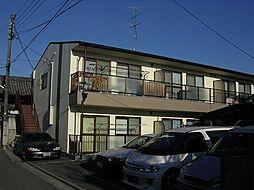 兵庫県川西市加茂2丁目の賃貸マンションの外観