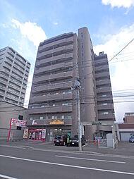 クレア東札幌[10階]の外観