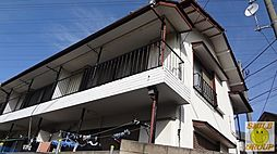 千葉県船橋市西船2丁目の賃貸アパートの外観