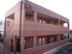 兵庫県神戸市西区白水3丁目の賃貸マンションの外観