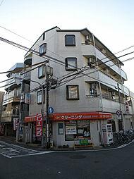 パークサイドJ[4階]の外観