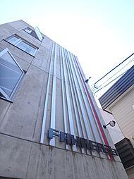 北海道札幌市白石区菊水三条3丁目の賃貸マンションの外観