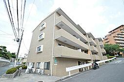 大阪府吹田市佐井寺2丁目の賃貸マンションの外観