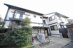 京都府京都市左京区松ケ崎桜木町の賃貸アパートの外観