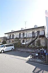 大阪府箕面市小野原西1丁目の賃貸アパートの外観