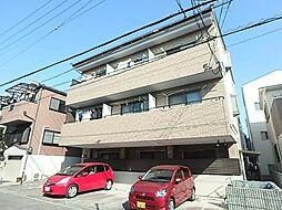 大阪府豊中市服部南町2丁目の賃貸マンションの外観