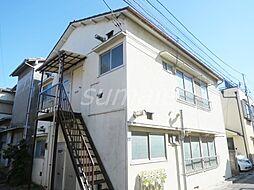 菊池荘[101号室]の外観
