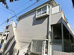 東京都練馬区向山4の賃貸アパートの外観