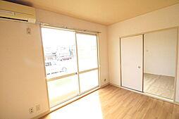 グレース田喜野井II番館の寝室