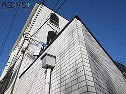 東京都中野区南台4丁目の賃貸マンションの外観