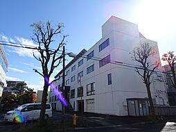 北海道札幌市白石区平和通6丁目南の賃貸マンションの外観