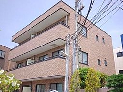 神奈川県茅ヶ崎市浜竹1丁目の賃貸マンションの外観