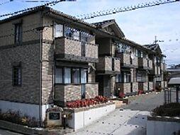 ガーデンハウス明正 A棟[1階]の外観