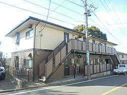 神奈川県横浜市港南区笹下2丁目の賃貸アパートの外観