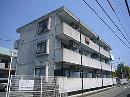 徳島県徳島市山城西3丁目の賃貸マンションの外観