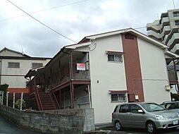 高田荘[201号室]の外観